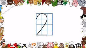 Bé học chữ   Em tập viết chữ số lớp 1 và tập đọc số tiếng Việt   Viết số 0,1,2,3