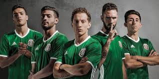 mexico 2016 copa america home kit released footy headlines