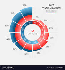 Clock Chart Template Circle Chart Infographic Template For Data