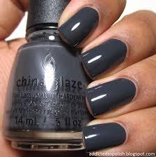 China Glaze Out Like A Light China Glaze Out Like A Light Addicted To Polish Nail