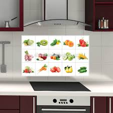 Kitchen Tile Decals Stickers Wall Tile Stickers Kitchen All About Wall Stickers