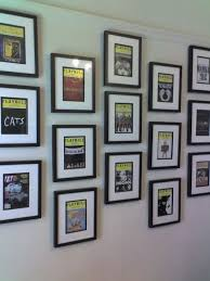 re playbill wall questions