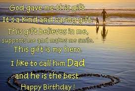 Happy Birthday Messages Poems To Dad From Son And Daughter Todayz News