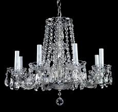 living room antique crystal chandelier light waterford style vintage rewired pertaining to stylish residence chandeliers prepare