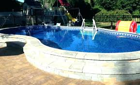 semi inground pool ideas. What Is A Semi Inground Pool Costs Ideas Affordable Swimming . G