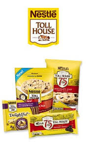 nestlÉ toll house a brand that america trusts has provided the best tasting chocolate chips for over 75 years consistently delivering high quality