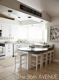 Washi Tape Kitchen Cabinets Our White Kitchen Reveal The 36th Avenue