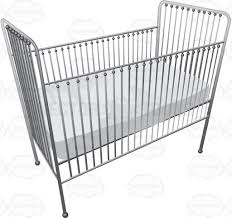 Antique Baby Cribs Baby Bed Clipart Cartoon Images