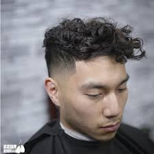 Coiffure Homme Boucle 2018