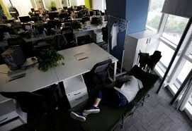 office naps. China Tech Workers Asleep On The Job - With Boss\u0027s Blessing | Reuters Office Naps U