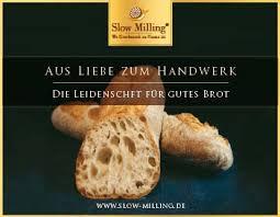 Slow Milling Bakery Ingredients Goodmills Innovation