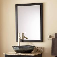 framed bathroom mirror large. full size of bathroom:full wall mirrors framed mirror in bathroom lights large