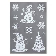 Fensterdeko Für Weihnachten Fensterbilder Sticker