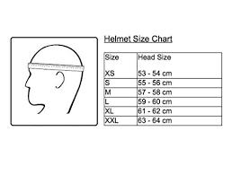 Helmet Size Top Bike Brands