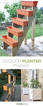 outdoor planter ideas projects the