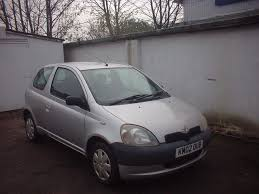 Used Toyota Yaris 2002 for Sale | Motors.co.uk