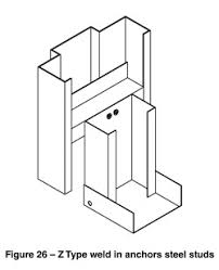 metal studs sizes inches. 10 wood/steel stud construction (studs erected before frame) metal studs sizes inches