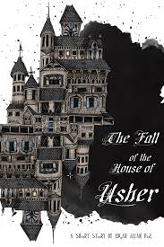 during the whole of a dull dark and soundless day in the autumn  the fall of the house of usher definitely one of my favorite poe short stories so far