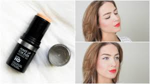 make up for ever ultra hd invisible cover foundation stick loveshelbey you