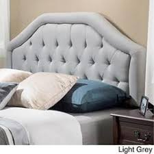 Quilted Tufted Queen Bed Frame