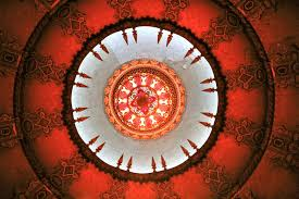 daily photo march 25 2016 chandelier at the fox theatre st louis