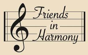 Image result for friends in music