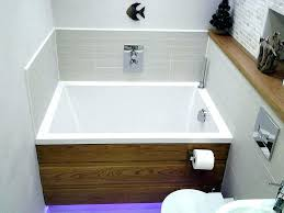 alcove bathtub images drop in rectangle bath installed an pictures