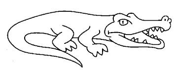 Coccodrilli Immagine Da Colorare N 18242 Cartoni Da Colorare
