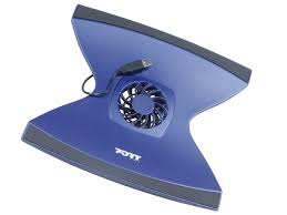 Port Designs Laptop Stand Laptop Coolfan Stand