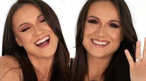 in today s video i m showing you how to create this wild and y bachelorette party look makeup look and i asked my beautiful client and bride to be