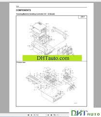 TOYOTA FORKLIFT TRUCKS FULL SET MANUAL - Automotive Library