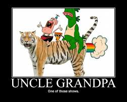 Uncle Grandpa by StoopidGye on DeviantArt via Relatably.com