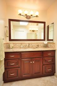 Capricious Bathroom Lighting Over Vanity Mirror Cabinet With Throughout  Lights Prepare 21