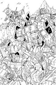Images Of Transformers Dinobots Coloring Pages Rock Cafe