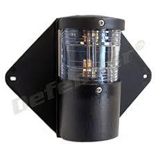 marine combination steaming deck light aqua signal series 25 masthead foredeck navigation light