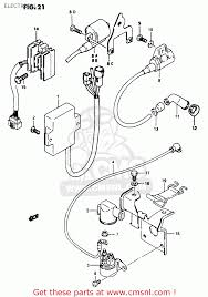 Fine suzuki lt250e wiring diagram contemporary electrical circuit
