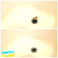 how to get rust stains out of bathtub rust stains in bathtub removing rust from bathtub