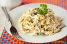 Как приготовить вкусный салат из курице