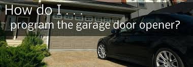 programming car garage door openers how to program garage door opener with sonata programming liftmaster garage