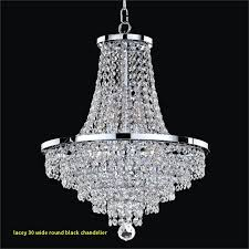modern black chandelier wide round led lacey 30 wide round black chandelier beautiful unique 50 chandeliers light winsidermexico com part 5