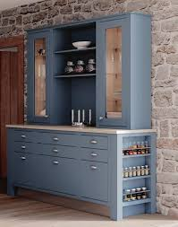 Small Picture John Lewis Kensington Denim Fully Fitted Kitchen