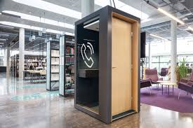 Internal office pods Furniture Pod Phone Will Be Able To Use At Project Interior Event Into The Nordic Silence Architonic Sound Proof Pod Phone Booth For Offices Into The Nordic Silence