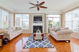 traditional living room with tv. Traditional Living Room With Wall Mounted Tv, Crown Molding, Transom Window, Sofa, Tv A