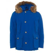 Blue Coat Arctic Anorak Arctic Royal Blue Coat