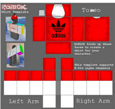 What Is The Size Of The Roblox Shirt Template Red Adidas T Shirt Roblox Roblox Empty Shirt Template Hd