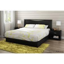 South Shore Bedroom Furniture South Shore Majestic King Storage Bed 3107237 The Home Depot