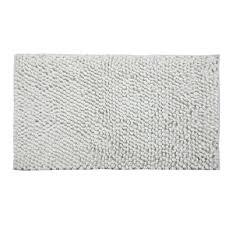 saffron fabs bubbles pattern 50 in x 30 in cotton and microfiber white latex