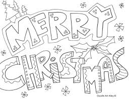 Free Christmas Coloring Pages For Kindergarten At Getdrawingscom