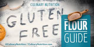Gluten Free Flour Guide And Simple Substitution Reference