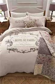 16 best **Paris Decor ** images on Pinterest   Duvet sets, Brush ... & Hotel de Paris duvet cover from Next Adamdwight.com